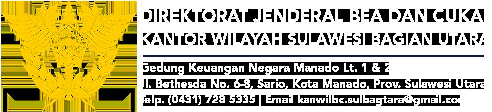 Kantor Wilayah Direktorat Jendral Bea dan Cukai Sulawesi Bagian Utara